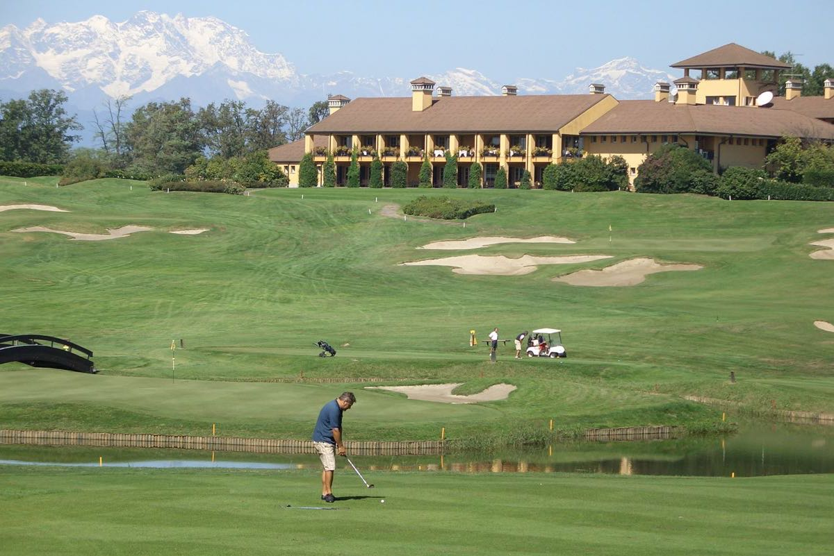 Be Golf - Golf Club Castelconturbia